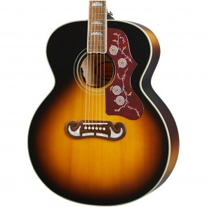 Epiphone Inspired by Gibson J-200 Aged Vintage Sunburst Gloss