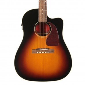 Epiphone Inspired by Gibson J-45 EC Aged Vintage Sunburst Gloss