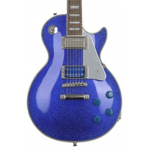 Epiphone Tommy Thayer Les Paul Electric Blue Outfit