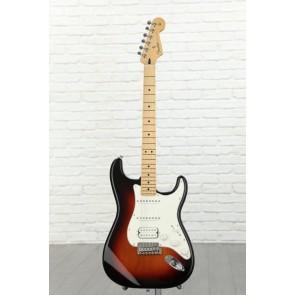 Fender American Stratocaster 3 Colour Sunburst HSS Maple Neck Second Hand