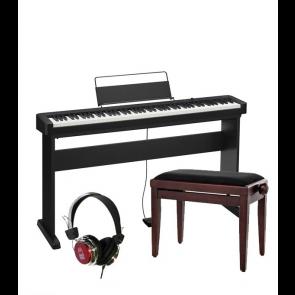 Casio CDP-S100 set stage piano, stalak, slušalice, klupica