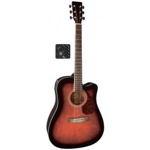 Gewa VGS D-10 CE Violinburst