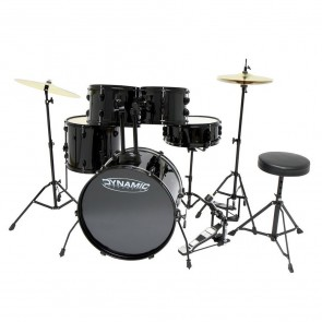 Gewa Dynamic One Black bubnjarski komplet
