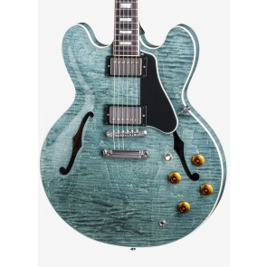 Gibson ES-335 Figured 2016 Turquoise Stain