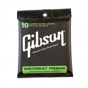 Gibson Masterbuilt Premium Phosphor Bronze žice za akustičnu gitaru-.010 - .047