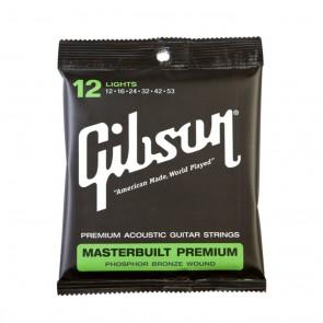 Gibson Masterbuilt Premium Phosphor Bronze žice za akustičnu gitaru-.012 - .053