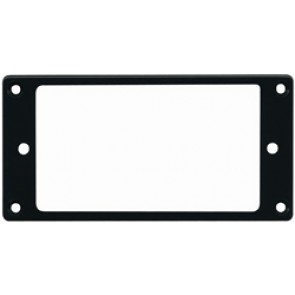 Guitar Tech Plastic Surround for Double Coil Pickup Black