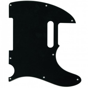 Guitar Tech TC-Type Scratchplate. Black