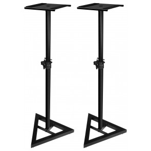 Ultimate JamStands Adjustable Monitor Stand Pair