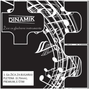 Dinamik 3. gis žica za E bugariju