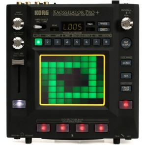 Korg Kaossilator Pro+ Phase synth / loop snimač