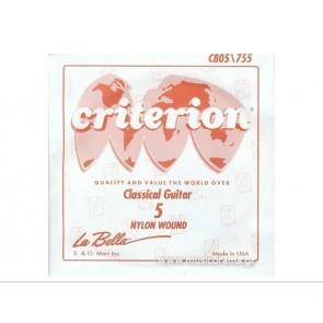 La Bella peta žica za klasičnu gitaru
