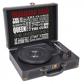 Marquee Club Portable Record Player prijenosni gramofon