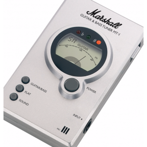 Marshall MT-1 štimer za gitaru i bas gitaru