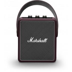 Marshall Stockwell II Bluetooth prijenosni zvučnik Burgundy