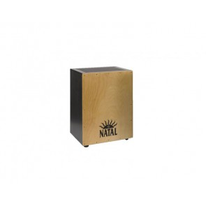 Natal CJAN-L-SW-BR Cajon Large Brown
