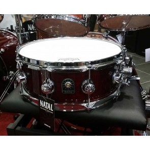 "Natal Maple Snare 14"" Gloss Burgundy"
