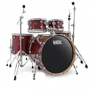 Natal Arcadia Pro Limited Birch Red Sparkle