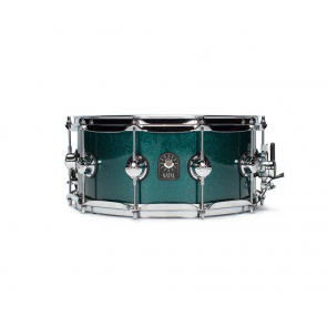 "Natal Cafe Racer Snare 14 x 6,5"" British Racing Green"
