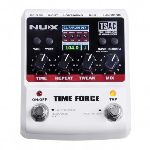 NUX Time Force Delay and Loop