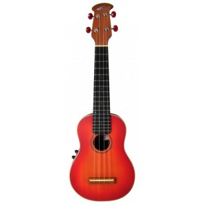 Ovation UAE10-CCB Applause Ukulele Cherry Cherry Burst