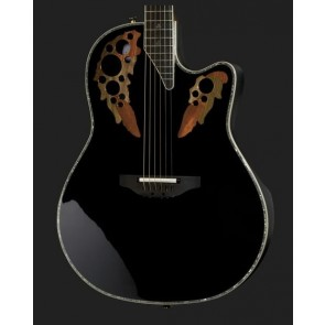 Ovation C2079AX Custom Legend Black