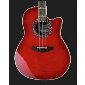 Ovation C2079AX Custom Legend Cherry Burst