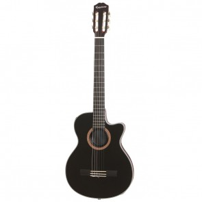 Epiphone CE Coupe Acoustic/Electric Classical - Ebony