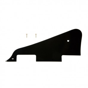 Gibson Les Paul Pickguard - Black