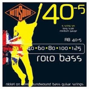 Rotosound RB40 040 - 100 žice za bas gitaru