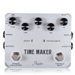 Rowin LTD-02 Time Maker Delay pedala