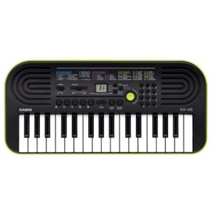 CASIO el. klavijatura SA-46