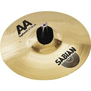 "Sabian 6"" AA Splash Brilliant"