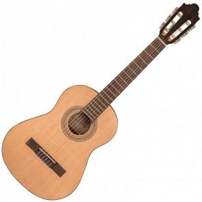 Santos Martinez Principante, 1/2 size klasična gitara, Open Pore, Natural