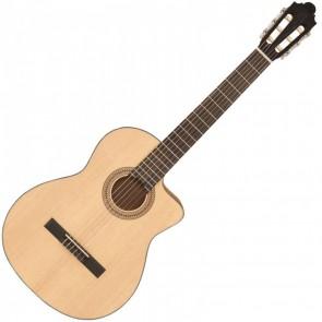 Santos Martinez SM250CE Estudio elektro akustična gitara Natural Satin