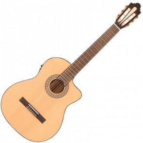 Santos Martinez SM450CE Preludio Cutaway elektro klasična gitara