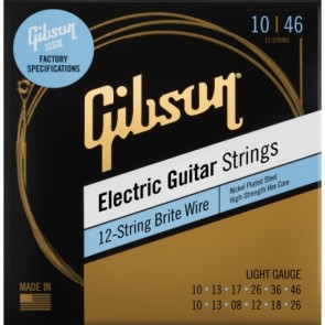 Gibson Brite Wire žice za električnu gitaru 12 žica