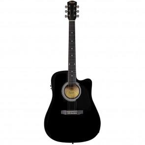 Fender Squier SA-105CE Black