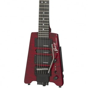 Steinberger GT-Pro Quilt Top Deluxe Wine Red