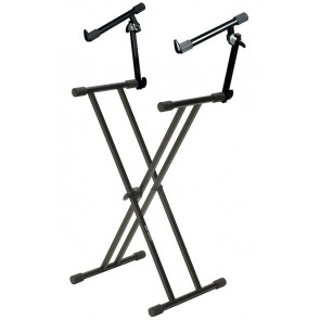 Quiklok T22 stalak za dvije klavijature