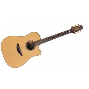 TAKAMINE P3DC elektro akustična gitara sa koferom GC200