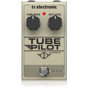 TC Tube Pilot Overdrive