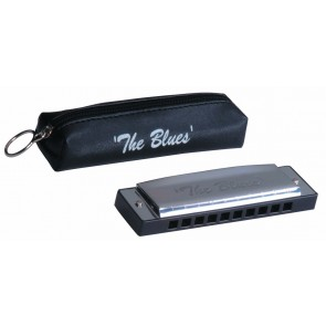 The Blues TB10F usna harmonika - F