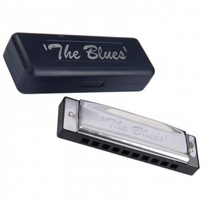 The Blues TB10B usna harmonika - B