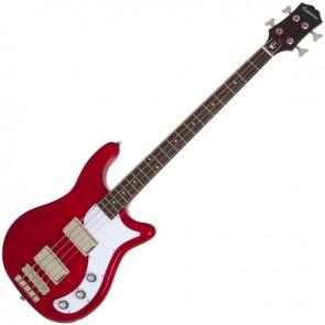 Epiphone Embassy Pro Bass - Dark Cherry