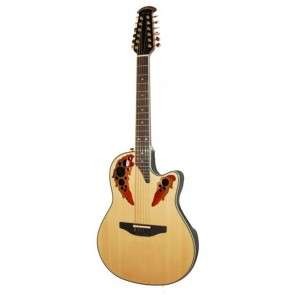 Ovation 2058AX-4 Elite Natural