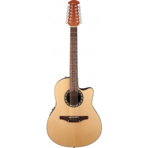 Ovation AB2412-4 Applause Balladeer Natural