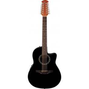 Ovation AB2412-5 Applause Balladeer Black