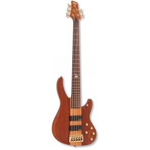 Vintage V10005B Active Bass Bubinga