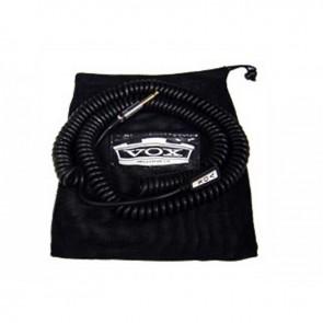 Vox VCC-90BK Vintage Coiled kabel, 9m
